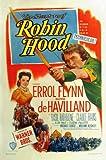 Pop Culture Graphics The Adventures of Robin Hood Poster C