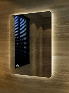 Touch Led lightning mirror - 2725404197221