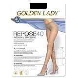 golden lady repose collant 40 den nero taglia xl 36 gr - 300 g