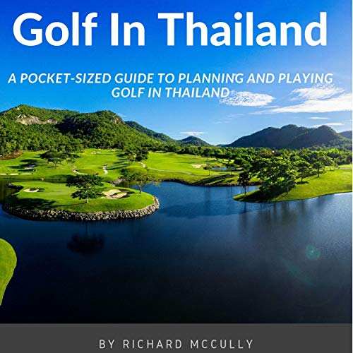 Golf in Thailand cover art