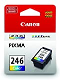 Canon CL-246 Color Ink Cartridge Compatible to iP2820, MG2420, MG2924, MG2920, MX492, MG3020, MG2525, TS3120, TS302, TS202, TR4520