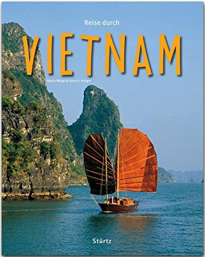 Preisvergleich Produktbild Reise durch VIETNAM - Ein Bildband mit über 190 Bildern auf 140 Seiten - STÜRTZ Verlag
