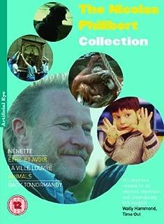 Nicolas Philibert Collection - 5-DVD Box Set ( Nénette / Être et avoir / La ville Louvre / Un animal, des animaux / Retour en Normandie ) ( Nénet [ NON-USA FORMAT, PAL, Reg.2 Import - United Kingdom ]