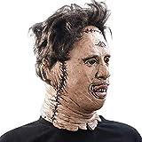 Ping Halloween Horror Maske Kettensäge Mord Masken Filmrequisiten Latex Bar Dance Maske