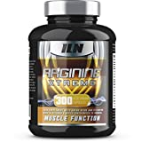 Arginine Xtreme XXL | L-Arginine (2,600mg) | Advanced Arginine supplement with 200mg L-Glutamine (Size: 300 Capsules, 75 Servings) from Iron Labs Nutrition