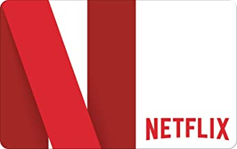 Netflix Gift Cards - Email Delivery