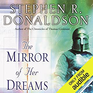 The Mirror of Her Dreams audiobook cover art