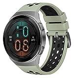HUAWEI Watch GT 2e Smartwatch (SpO2-Monitoring,Herzfrequenz-Messung,Musik Wiedergabe,GPS,Fitness Tracker,5ATM wasserdicht) mint green