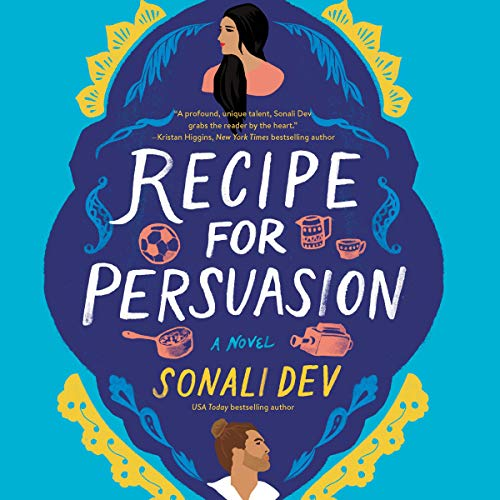 Recipe for Persuasion cover art