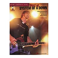 Hal Leonard Signature Licks mejor de System Of A Down para guitarra Tab libro con CD