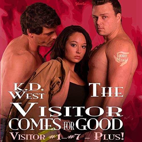 The Visitor Comes for Good audiobook cover art