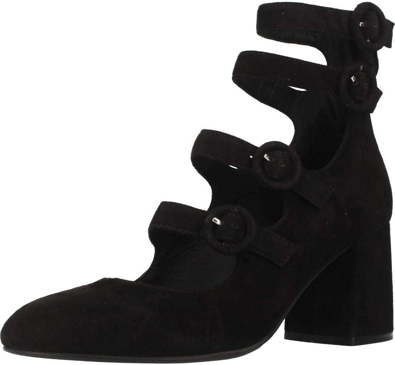ADELE DEZOTTI Heeled shoes, Colour Black, Brand, Model Heeled shoes S2103X Black