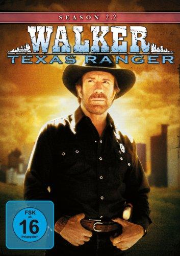 Walker, Texas Ranger - Season 2.2 (4 DVDs)