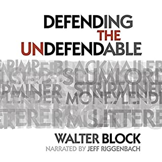Defending the Undefendable cover art
