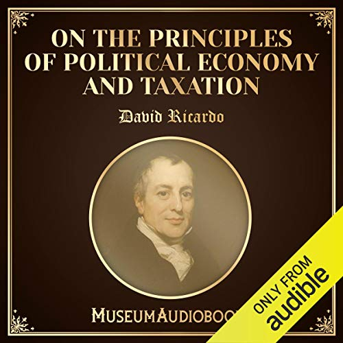 On the Principles of Political Economy and Taxation cover art