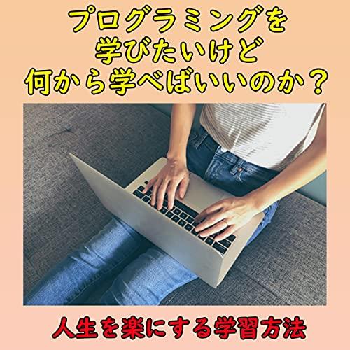 プログラミングを学びたいけど何から学べばいいのか? cover art