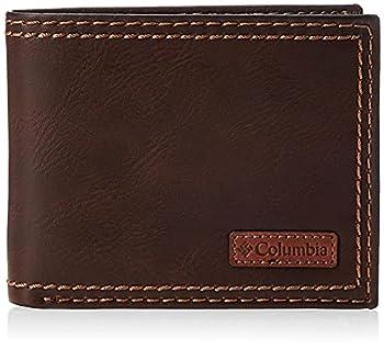 Columbia Men s RFID Passcase Wallet
