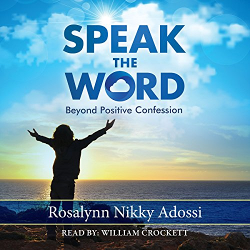 Speak the Word audiobook cover art