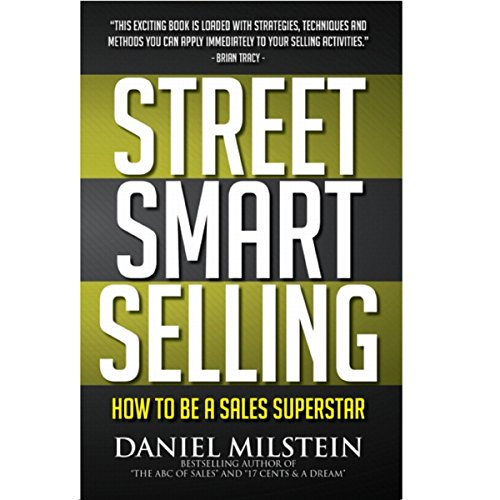 Street Smart Selling audiobook cover art