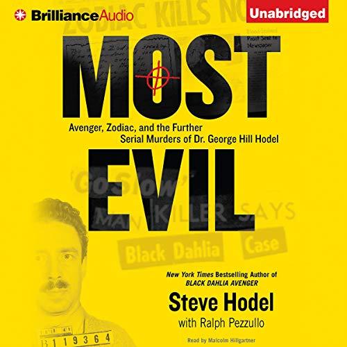Most Evil cover art