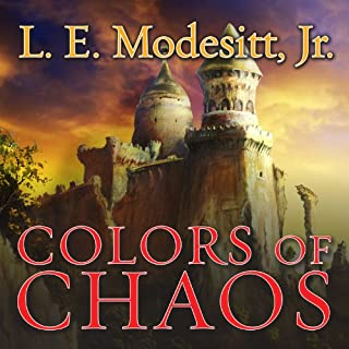 Colors of Chaos audiobook cover art