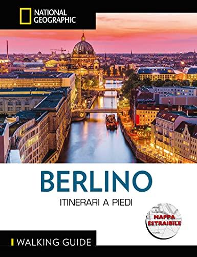 Berlino. Itinerari a piedi. Con cartina