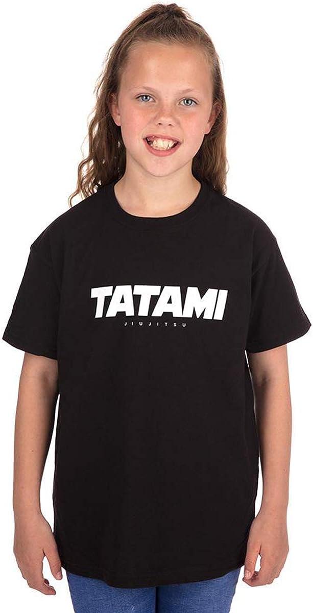 Tatami Fightwear Kid's Essential 2019 T-Shirt - Black