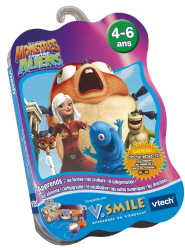 Vtech–Cartouche de Spiel v. Smile Monster gegen Aliens–90165