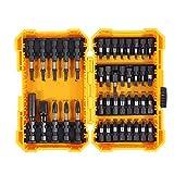 4 2PCS Set de bits de destornillador 4 0PCS Phillips Torx Torx Destornillador cuadrado Bits Cambio rápido Barra de extensión 3/8 pulgadas Socket Adaptador de controlador con caja