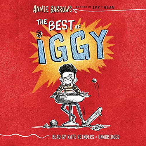 The Best of Iggy audiobook cover art