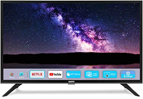 Sanyo 80 cm (32 inches) Nebula Series HD...