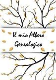 Il mio Albero Genealogico: Albero genealogico da compilare 8 Generazioni   Cerco i miei antenati e organizzo la mia ricerca genealogica   Regalo unico ... del nonno, un matrimonio, compleanno, Natale