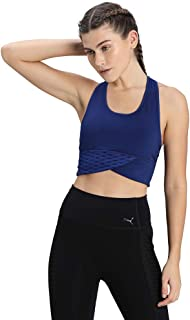 PUMA Women's Mid Impact Flawless Bra Sports