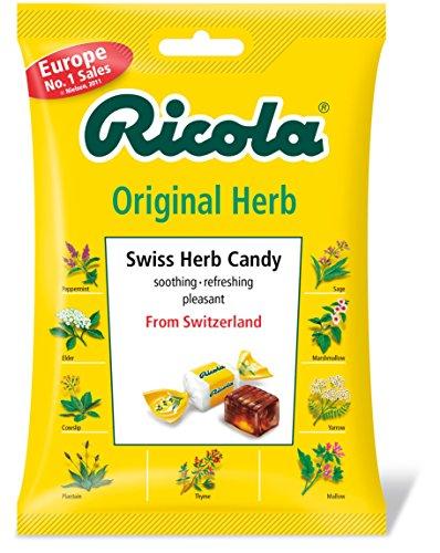 リコラ オリジナル ハーブキャンディ 70g×6個