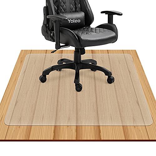 YOLEO Bodenschutzmatte, Bürostuhl...