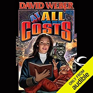 At All Costs     Honor Harrington, Book 11              Written by:                                                                                                                                 David Weber                               Narrated by:                                                                                                                                 Allyson Johnson                      Length: 32 hrs and 33 mins     3 ratings     Overall 4.3