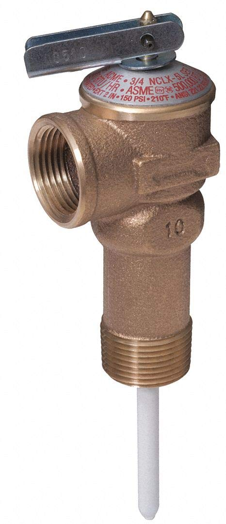 Aga: 100 Asme: Outlet SALE 400 Temperature Relief Valve and shipfree Pressure 0