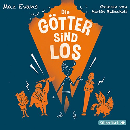 Die Götter sind los                   By:                                                                                                                                 Maz Evans                               Narrated by:                                                                                                                                 Martin Baltscheit                      Length: 5 hrs and 14 mins     Not rated yet     Overall 0.0
