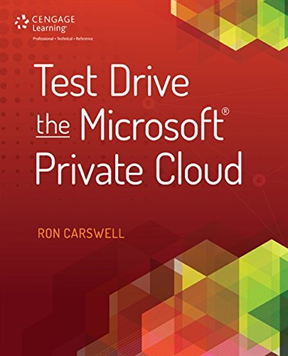 Test Drive the Microsoft Private Cloud
