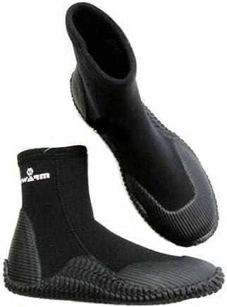 Typhoon Swarm 5mm Neoprene Wetsuit Boots for Canoe Kayak Surfing Diving & Jetski