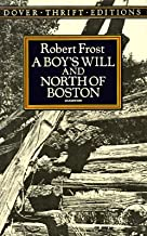 A Boy's Will and North of Boston[BOYS WILL & NORTH OF BOSTON][Paperback]