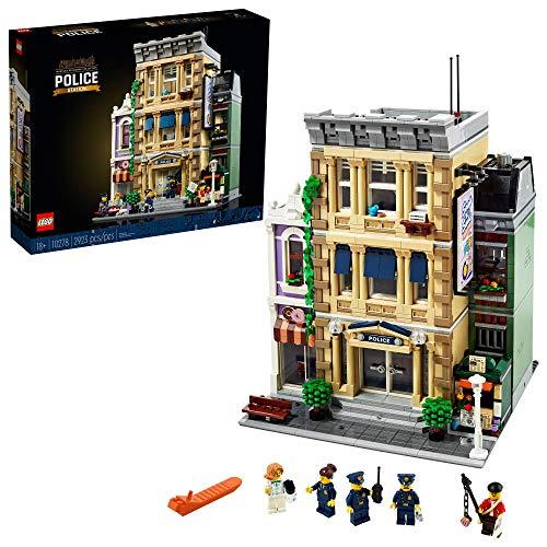 LEGO Creator Expert - Stazione di Polizia (10278)