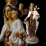 Statue Virgen del Carmen Our Lady 7.87inch …...