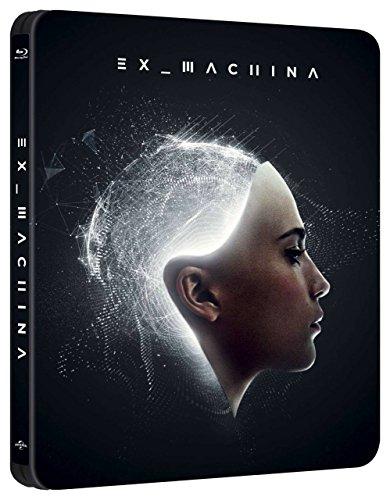 Ex Machina - Edición Metálica Limitada [Blu-ray]