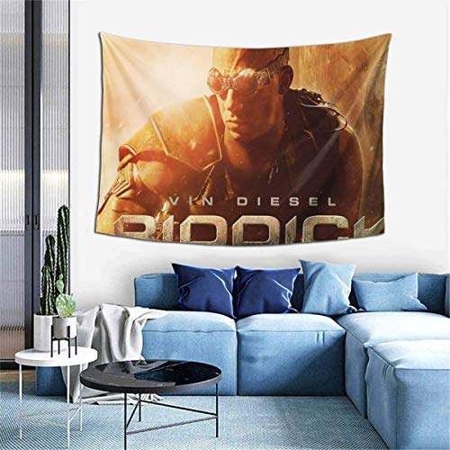 Yuanmeiju The Chronicles of Riddick Tapestry Wall Hanging 60 L X 40 W.