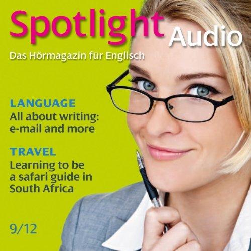 Spotlight Audio - Safari guide in South Africa. 9/2012 Titelbild
