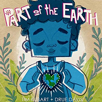 Part of the Earth