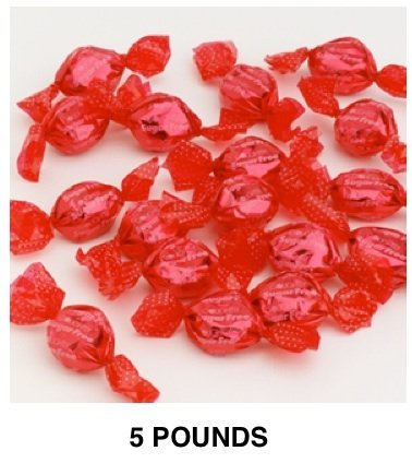 Golightly COFFEE Hard Candy, 5 lb, Sugar Free, Individually wrapped (about 600 pcs)