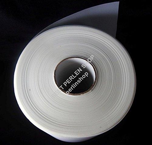 Perlin 50 Meter HOTFIX TRANSFERFOLIE 32cm Glas Strass SEW ON Glue APPLIKATOR AA QUALITÄT