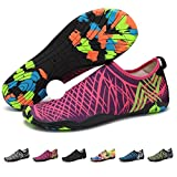 Barefoot Water Shoes Mens Womens Quick Dry Unisex Sports Aqua Shoes Lightweight Durable
